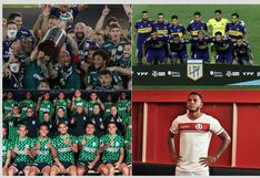 Listos para la fiesta: los 32 equipos participantes en la Copa Libertadores 2021 [FOTOS]