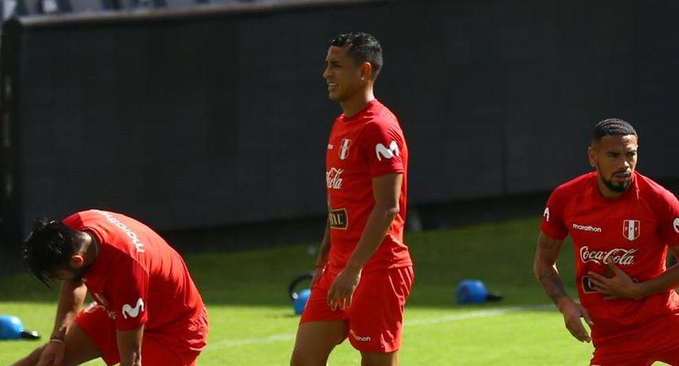 Yoshimar Yotun está confiado que la Selección Peruana podrá causarle daño a Brasil. (Foto: Fernando Sangama)
