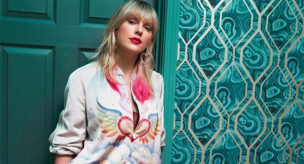 Taylor Swift a punto de superar récord de Michael Jackson. (Foto: taylorswift)