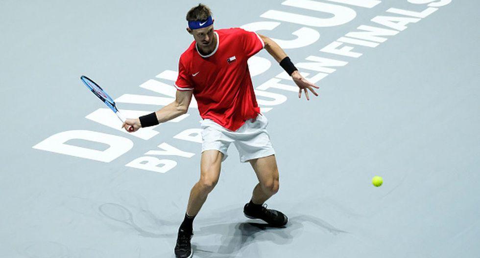 Nicolás Jarry cerró la participación chilena ante el alemán Philipp Kohlschreiber. (Getty Images)