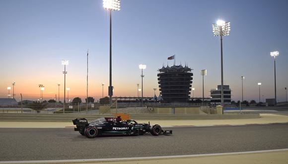 F1 vía ESPN 2: concluyeron los entrenamientos libres del GP de Baréin. (Foto: AFP)