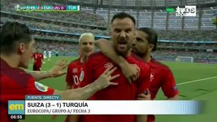 Euro 2021: Resumen, goles  y resultado del Grupo A