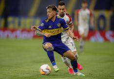 Un trámite: Boca Juniors goleó 3-0 a Caracas por la Copa Libertadores