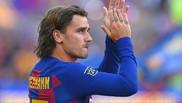 Antoine Griezmann llegó al Barcelona en el 2019 por 120 millones de euros. (Foto: AFP)