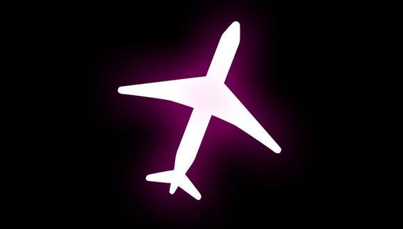"""¿Te has preguntado realmente por qué debes usar el """"modo avión"""" en todos los vuelos? Esta es la verdadera razón. (Foto: Composición)"""