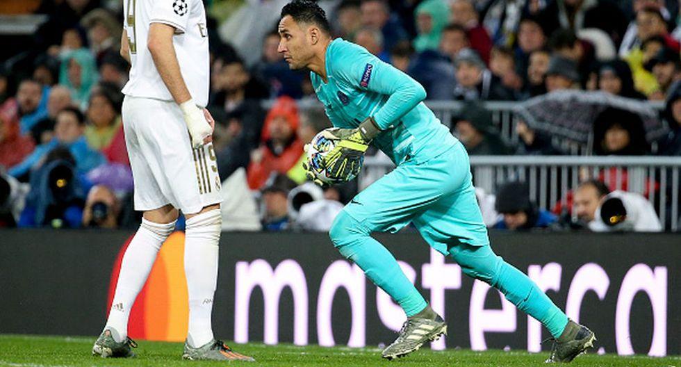 Keylor Navas le costó 10 millones de euros a la directiva del Real Madrid. (Foto: Getty)