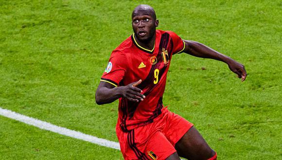 Romelu Lukaku también jugó en el Manchester United de la Premier League. (Getty)