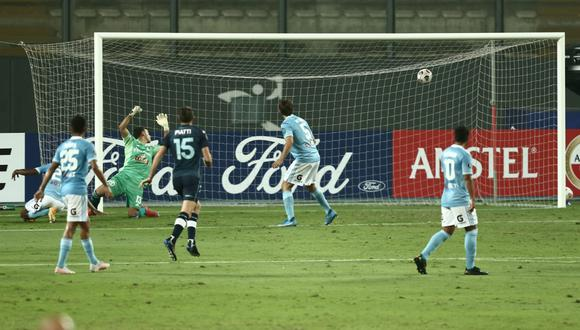 Sporting Cristal perdió ante Racing Club por Copa Libertadores (Foto: Jesús Saucedo/GEC)