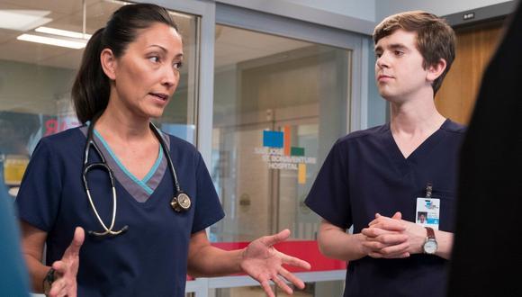 El drama médico de ABC volverá a aparecer el lunes 11 de enero con el sexto capítulo de la temporada 4 (Foto: ABC)