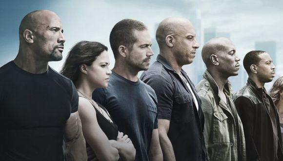 """""""Rápidos y furiosos"""" ha sido, es y será una de las más grandes no solo en la historia de Universal Pictures, sino también en la historia del cine de acción (Foto: Universal Pictures)"""