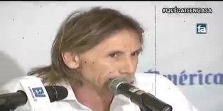 Recuerda el primer partido de Ricardo Gareca al mando de la Selección Peruana