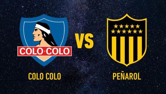 Colo Colo y Peñarol se iban a enfrentar el martes por la fecha 3 de la Copa Libertadores. (Foto: Colo Colo)