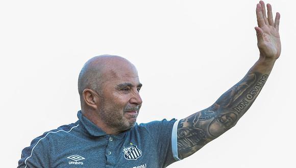 Jorge Sampaoli desea dirigir a Olympique Marsella. (Foto: Getty Images)