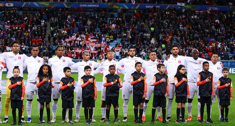 La posible alineación de la Selección Peruana para los amistosos FIFA (Foto: Getty Images)