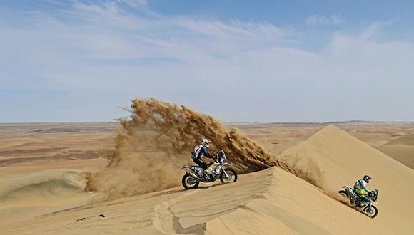El Rally Dakar 2020 tendrá doce etapas y más de 5 mil kilómetros. (Getty Images)