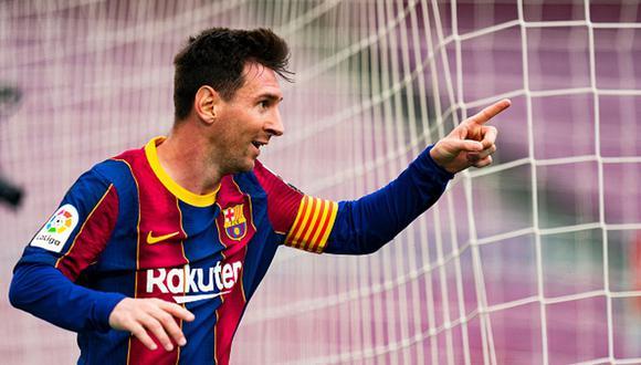 Lionel Messi ha ganado cuatro Champions League con el FC Barcelona. (Getty)