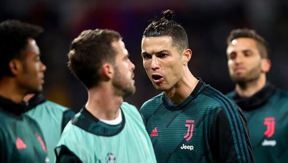 Cristiano Ronaldo gana 31 millones de euros por temporada en Juventus. (Foto: Getty Images)