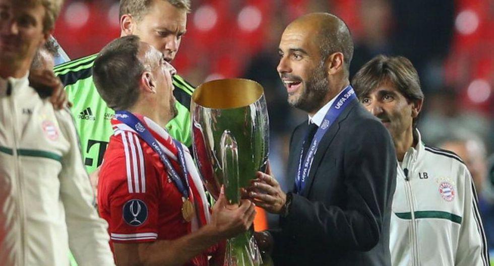 2013 - Supercopa de Europa (Bayern de Munich)