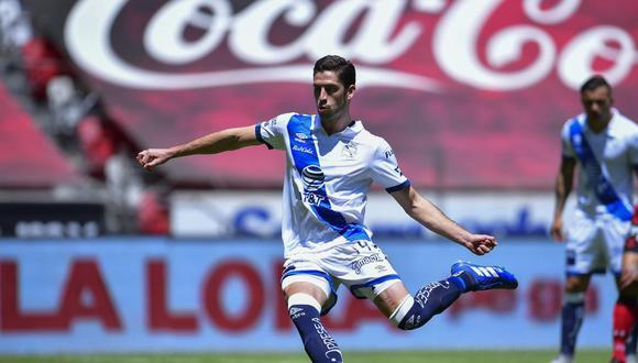 Santiago Ormeño anhela jugar un Mundial. (Foto: MexDeportes).
