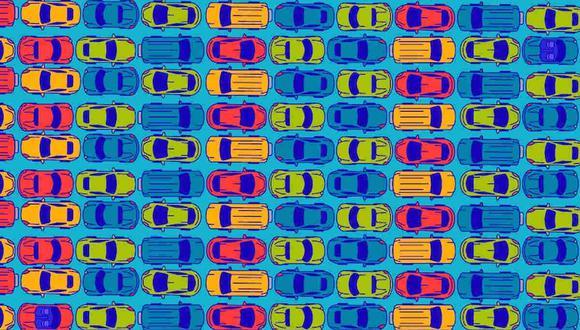 ¿Eres capaz de hallar los 3 autos descapotados en la imagen? Pon a prueba tu visión con este reto viral. (Foto: Noticieros Televisa)