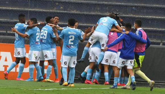 Sporting Cristal y San Martín en el Alejandro Villanueva por final de la Liga 1. (Foto: Liga 1)