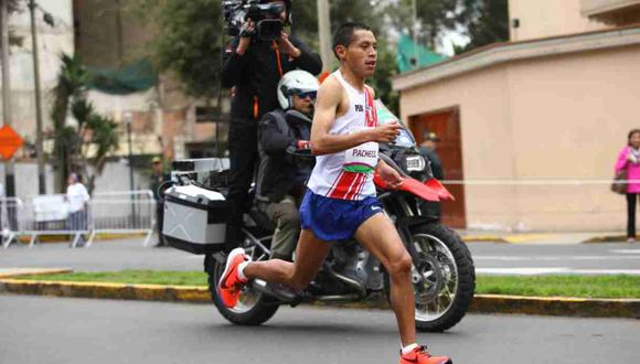 Christian pacheco ganó otra medalla de oro para Perú. (Foto: GEC)
