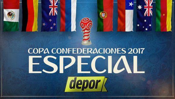 La Copa Confederaciones se juega desde 1992. (Diseño: Marcelo Hidalgo)