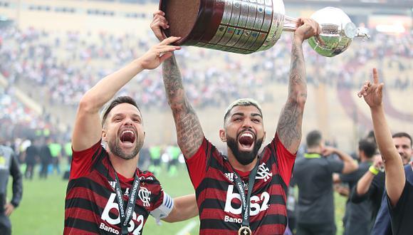'Gabigol' fue la sensación de la Copa Libertadores 2019. (Getty)