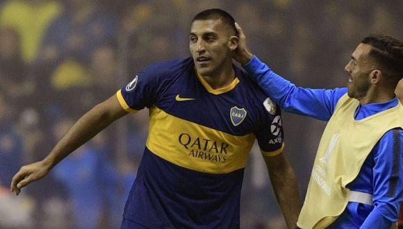 Boca Juniors avanzó a los cuartos de final de la Copa Libertadores de América 2019 al ganarle al Atlético Paranaense por 2-0. (Foto: AFP)