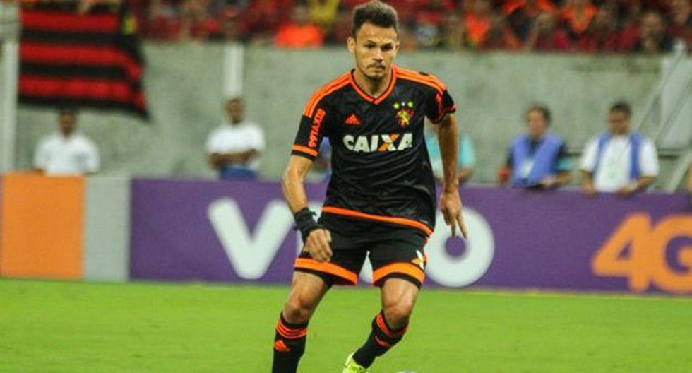René jugaría 4 años en el Flamengo (Difusión).