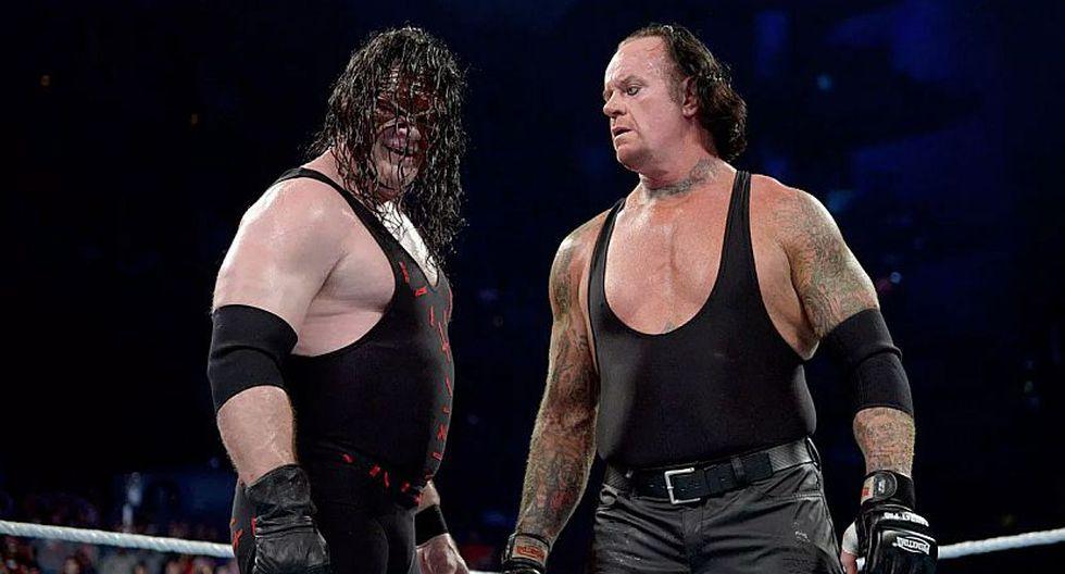 The Undrtaker apareció por última vez en WrestleMania 33, cuando perdió ante Roman Reigns. (WWE)