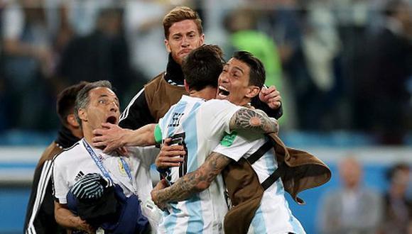 Ángel Di María juega su tercer Mundial con la Selección de Argentina. (Foto: Getty)