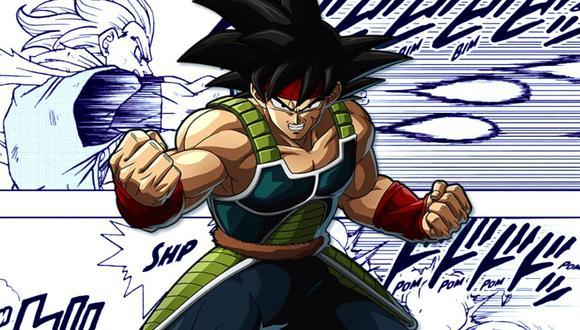 Bardock aparece en el episodio 77 del manga Dragon Ball Super