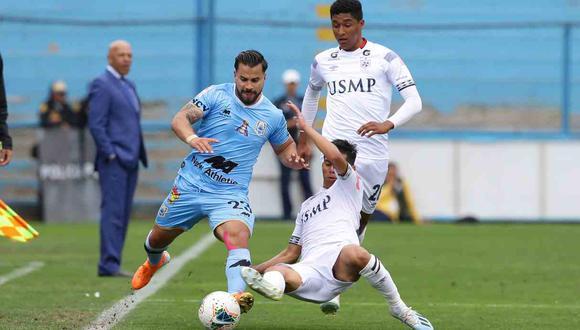 Juan Pablo Vergara, jugador de Binacional, falleció, informó Fox Sports Radio Perú. (Foto: GEC)