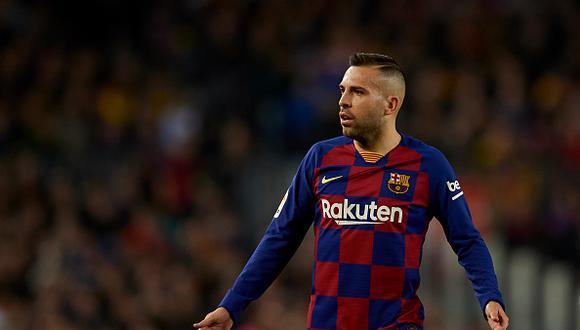 Jordi Alba comentó que nunca ha considerado estar fuera del Barcelona. (Foto: Getty Images)