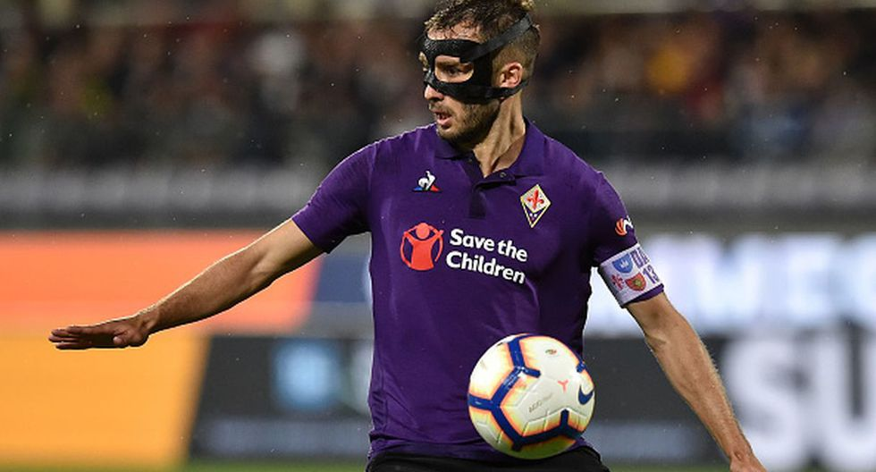 Germán Pezzella   Fiorentina. (Getty Images)