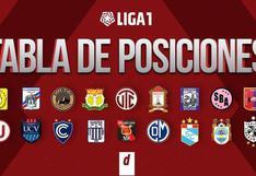 Tabla de posiciones Liga 1 EN VIVO: resultados y partidos de la Fecha 13 de la Fase 2