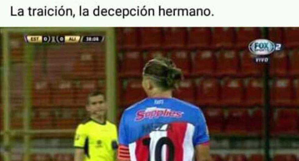 Alianza Lima vs. Estudiantes de Mérida: los mejores memes del partido (Facebook)
