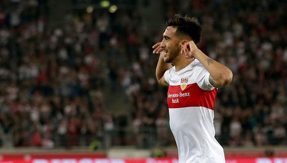 Nico González llegó a Stuttgart por 8.5 millones de euros. (Getty Images)