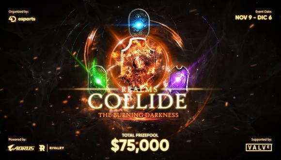 """Dota 2: Valve y 4D Esports organizan el """"torneo más grande de la historia de sudamérica"""". (Foto: 4D Esports)"""