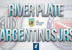 River Plate vs. Argentinos Juniors EN VIVO   Cómo ver en FOX Premium partido por Liga Profesional
