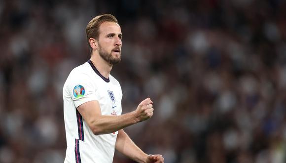 Harry Kane también es el capitán y goleador de la selección inglesa. (Foto: Reuters)