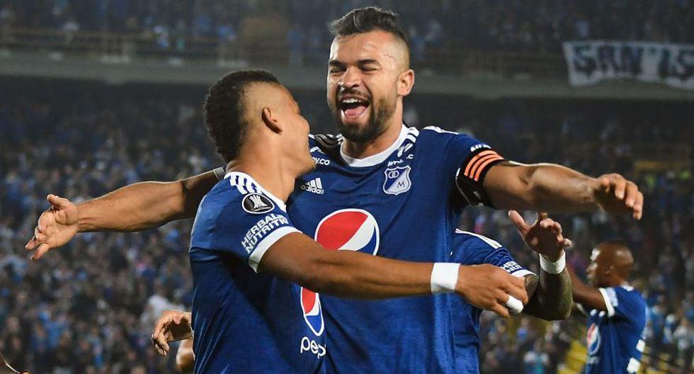 Millonarios goleó 4-0 a Deportivo Lara en Copa Libertadores 2018 (Foto: Agencias).