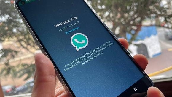 Conoce el sencillo método para tener WhatsApp Plus V13.50 en tu smartphone. (Foto: Depor)
