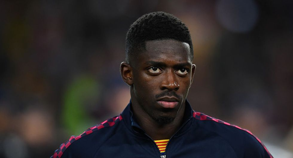 Beneficiado | Ousmane Dembélé recuperado de su lesión. (Agencias)