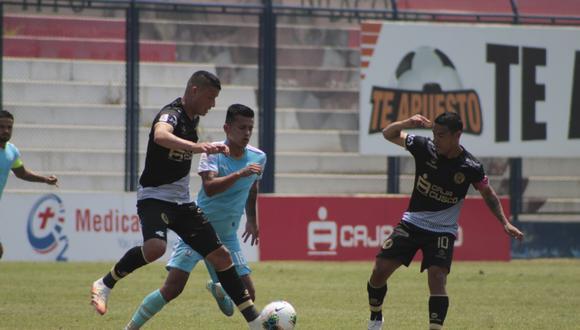 Llacuabamba y Cusco FC se enfrentaron en la última fecha de la Fase 2. (Foto: Liga 1)