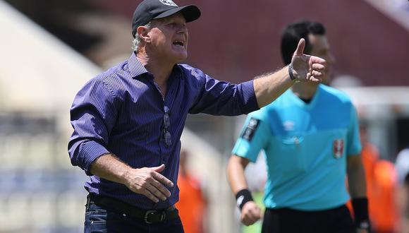 Carlos Ramacciotti asumió como entrenador de Cusco FC en octubre pasado. (Foto: GEC)