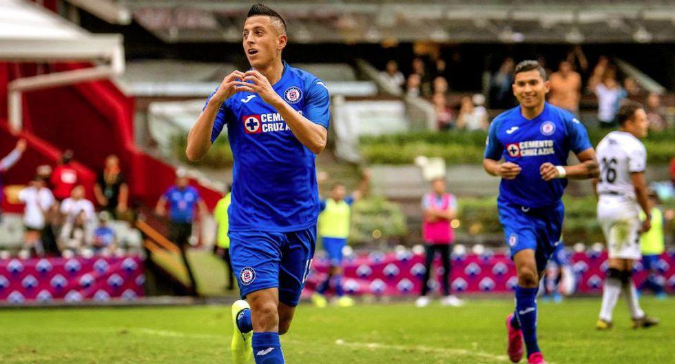 Cruz Azul venció 2-0 a Juárez por la jornada 4 del Apertura 2019 de Liga MX. (Twitter)