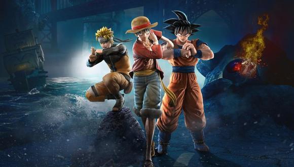 """Juegos gratis: Xbox One ofrecerá """"Jump Force"""", """"Stellaris"""" y """"Hunt: Showdown"""" por tiempo limitado (Foto: Bandai Namco)"""