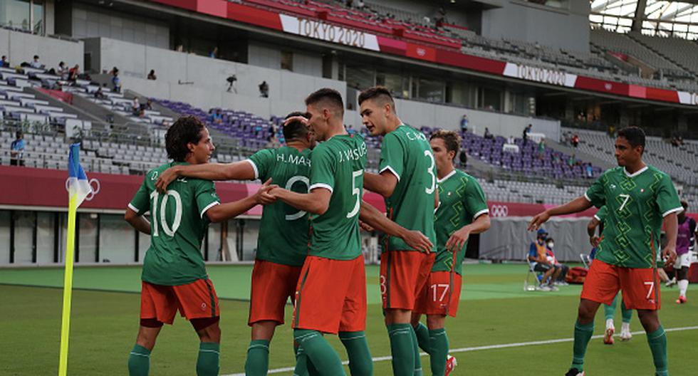 Grupo A de Juegos Olímpicos: así se mueve va la tabla de posiciones con México en Tokio 2020